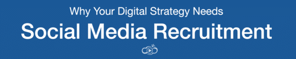 Social Media Recruitment digital strategy by Digi-me, the top video recruitment agency.