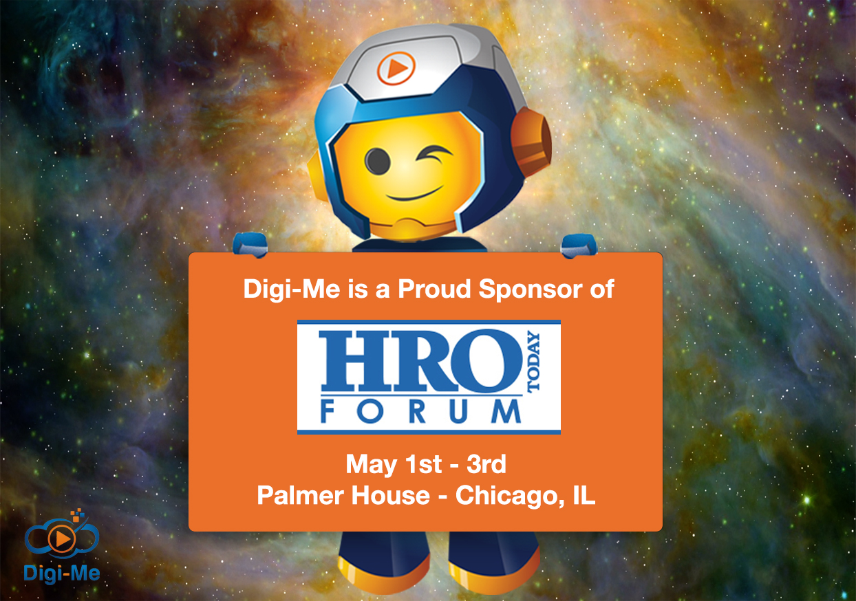 Digi-Me is a Proud Sponsor of the HRO Today Forum