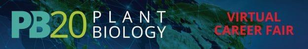Plant Biology 2020 Worldwide Summit Career Fair